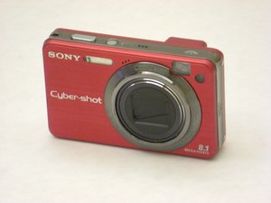 Sony Cyber-shot DSC-W150 Repair