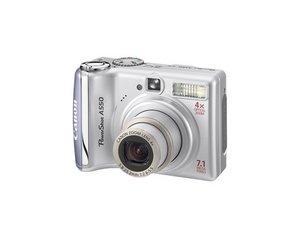 Canon PowerShot A550 Repair