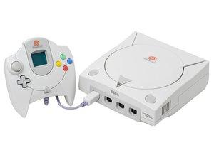 Sega Dreamcast Repair