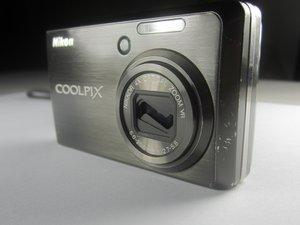 Nikon CoolPix S600 Repair