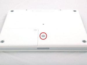 """iBook G4 14"""" 933 MHz-1.33 GHz Battery Replacement"""