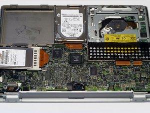 PowerBook G4 Titanium Mercury Airport Card Replacement