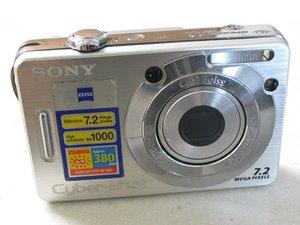 Sony Cyber-shot DSC-W55 Repair