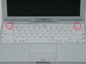 "iBook G3 12"" Keyboard Replacement"