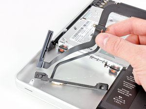"MacBook Pro 13"" Unibody Early 2011 Hard Drive Cable Replacement"