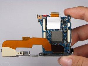 Repairing Sony Cyber-shot DSC-W290 Motherboard
