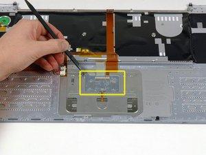 "MacBook Pro 15"" Core Duo Model A1150 Upper Case Replacement"