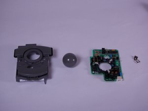 Macintosh PowerBook 165c Trackball Replacement