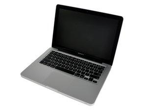 "MacBook Pro 13"" Unibody Early 2011 Repair"