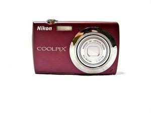 Nikon Coolpix S220 Repair