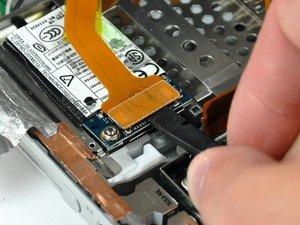 "PowerBook G4 Aluminum 17"" 1.67 GHz (High-Res) Heat Sink & Fan Assembly Replacement"