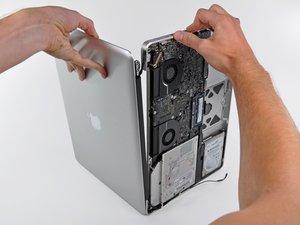 "MacBook Pro 15"" Unibody Mid 2010 Display Replacement"