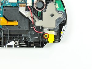 PSP 300xc Power Jack Replacement