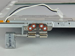 """MacBook Pro 15"""" Core Duo Model A1150 Right Clutch Hinge Replacement"""