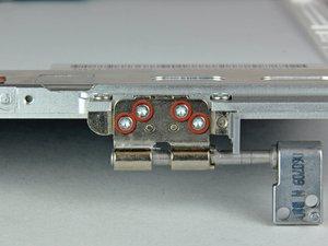"MacBook Pro 15"" Core Duo Model A1150 Left Clutch Hinge Replacement"