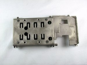 PowerBook 3400 M3553 Hard Drive Replacement