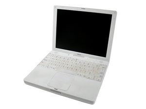 """iBook G3 12"""" Repair"""