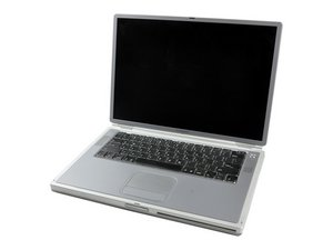 PowerBook G4 Titanium Onyx