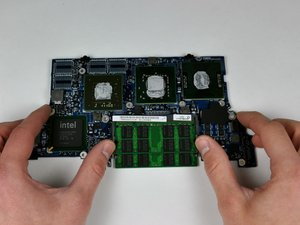 """MacBook Pro 15"""" Core 2 Duo Models A1226 and A1260 Logic Board Replacement"""