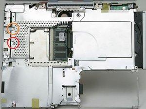 """iBook G3 12"""" IO Bezel Replacement"""