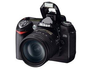 Nikon D70 Repair