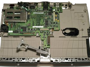 PowerBook G3 Lombard Logic Board Replacement