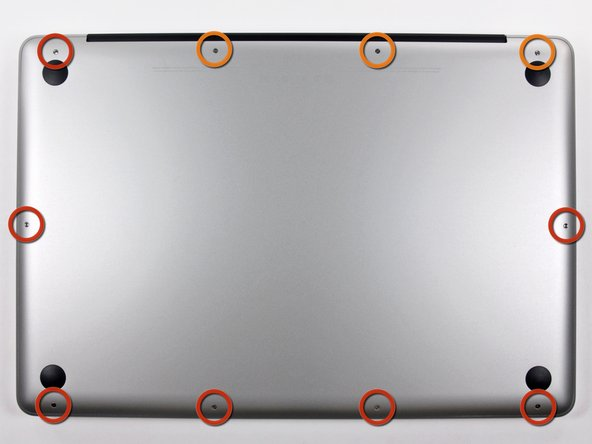 """MacBook Pro 15"""" Unibody Mid 2009 Lower Case Replacement"""