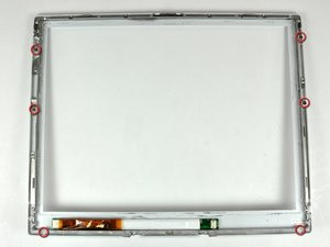 """iBook G4 12"""" 800 MHz-1.2 GHz Clutch Hinges Replacement"""