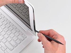 MacBook Unibody Model A1342 Front Display Bezel Replacement