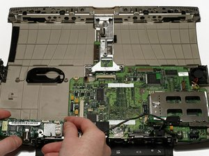 PowerBook G3 Lombard Sound Card Replacement