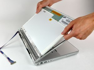 "PowerBook G4 Aluminum 15"" 1.5-1.67 GHz LCD Replacement"