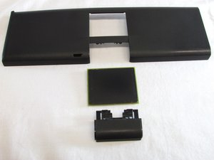 PowerBook 3400 M3553 Track Pad Replacement
