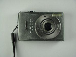 Canon PowerShot SD750 Repair