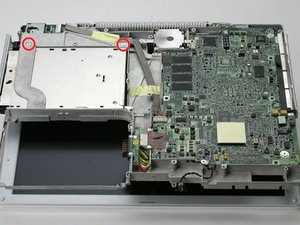 "iBook G3 14"" Optical Drive Replacement"