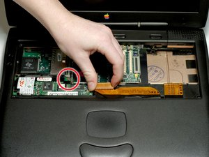 PowerBook G3 Wallstreet Modem Replacement