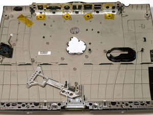 PowerBook G3 Pismo Lower Case Replacement