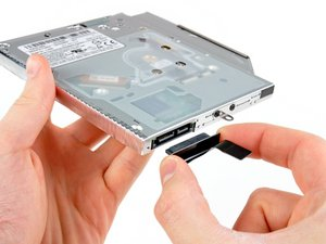 "MacBook Pro 13"" Unibody Early 2011 Optical Drive Replacement"