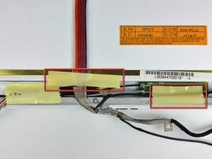 """iBook G4 12"""" 1.33 GHz Display Data Cable Replacement"""