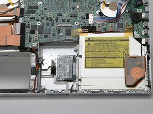 "PowerBook G4 Aluminum 15"" 1-1.5 GHz Modem Replacement"