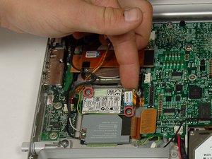 "PowerBook G4 Aluminum 15"" 1.67 GHz Modem Replacement"