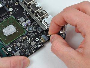 MacBook Unibody Model A1342 Logic Board Replacement