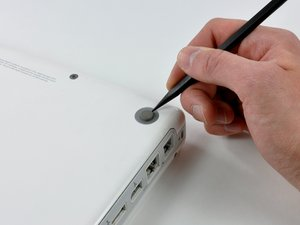 """iBook G4 12"""" 1.33 GHz Lower Case Replacement"""