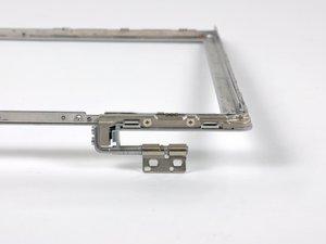 "PowerBook G4 Aluminum 12"" 1-1.5 GHz Left Clutch Hinge Replacement"