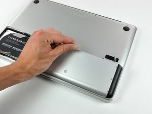 MacBook Unibody Model A1278 Battery Replacement