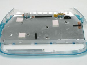 iBook G3 Clamshell Lower Case Replacement