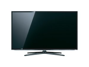 Flat Panel Display TV Types and Content Fractions