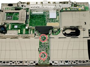 PowerBook G3 Pismo Power Card Replacement