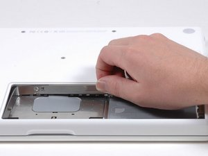 MacBook Core 2 Duo Memory Cover Replacement