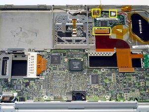 PowerBook G4 Titanium Mercury PMU Replacement