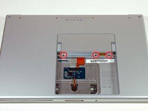 """MacBook Pro 15"""" Core Duo Model A1150 Memory Door Replacement"""